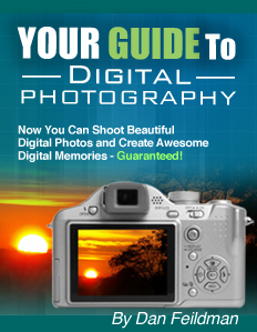 Digital photography guide cover