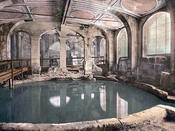 Circular Abbey, Bath