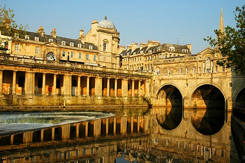 Bridge in Bath